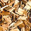 Plaquettes industrie de bois