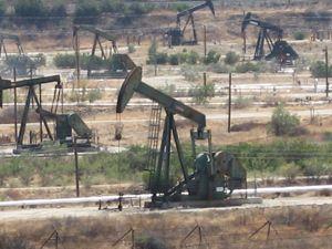 Photo d'un puits de pétrole