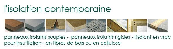 Panneaux isolants souples, panneaux isolants rigides...