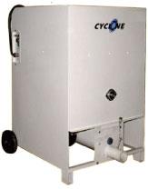 Machine pour la pose de ouate de cellulose