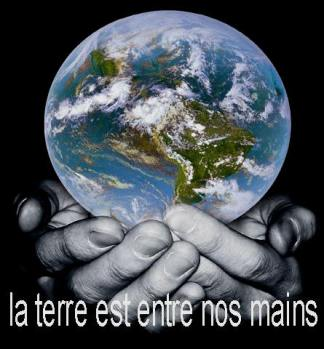La Terre entre nos mains