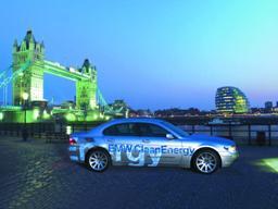 Hydrogencar BMW World