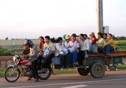 Le covoiturage en moto