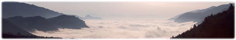 Paysage panoramique